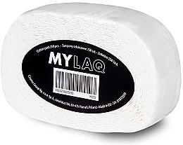 Profumi e cosmetici Salviette in ovatta di cellulosa senza pelucchi - MylaQ