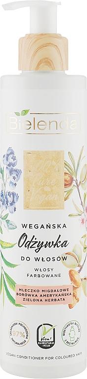 Balsamo per capelli colorati - Bielinda 100% Pure Vegan Conditioner for Colored Hair — foto N1