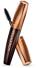 Profumi e cosmetici Mascara all'olio di argan - Rimmel WonderFull With Argan Oil Extreme Black Mascara