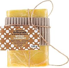 Profumi e cosmetici Saponetta artigianale allo zolfo - Beaute Marrakech Natural Argan Handmade Soap