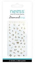 Profumi e cosmetici Adesivi per nail art, 3711 - Neess Diamondneess