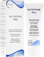 Profumi e cosmetici Crema viso nutriente e idratante - Synchroline Nutritime Face Cream