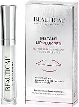 Profumi e cosmetici Siero labbra idratante - Beautical Instant Lip Plumper For Luscious And Moisturized Lips