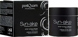 Profumi e cosmetici Crema anti-età - Postquam Syn-ake Stop Aging Cream