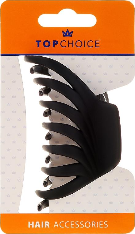 Fermacapelli 25624, nero - Top Choice