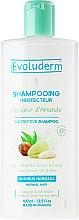 "Profumi e cosmetici Shampoo ""Latte di mandorle dolci"" - Evoluderm Douceur d'Amande Shampooing Protecteur"