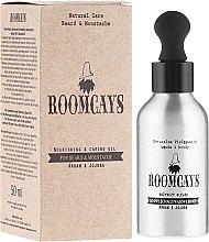 Profumi e cosmetici Olio per baffi e barba - Roomcays