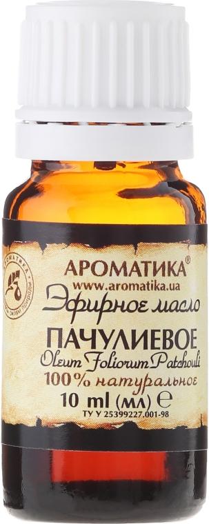 """Olio essenziale """"Patchouli"""" - Aromatika — foto N5"""