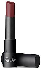 Profumi e cosmetici Rossetto - Rude Attitude Matte Lipstick