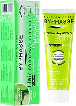 Profumi e cosmetici Crema depilatoria - Byphasse Hair Removal Cream Aloe Vera