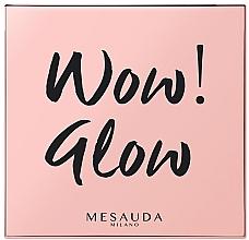 Profumi e cosmetici Illuminante viso - Mesauda Milano Wow! Glow Highlighters