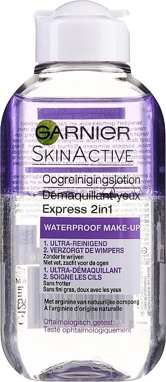 """Lozione struccante per cosmetici waterproof 2in1 """"Expert Cleansing"""" - Garnier Skin Naturals"""