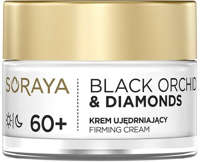 Crema viso rassodante - Soraya Black Orchid & Diamonds 60+ Firming Cream