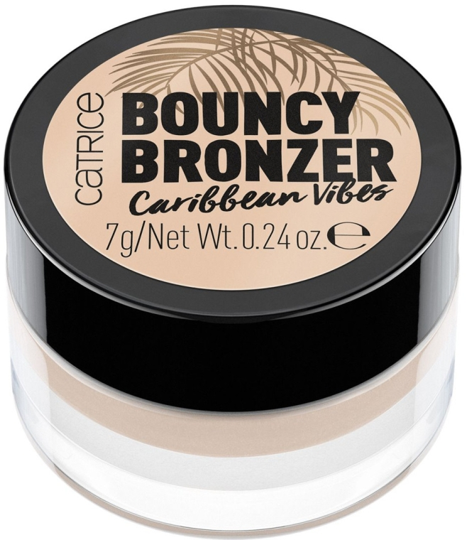 Bronzer - Catrice Bouncy Bronzer Caribbean Vibes