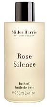Profumi e cosmetici Miller Harris Rose Silence - Olio da bagno