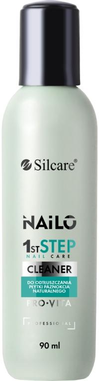 Solvente per smalto - Silcare Nailo Pro-Vita — foto N1