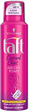 Profumi e cosmetici Schiuma per capelli - Schwarzkopf Taft Casual Chic Air-Dry Foam