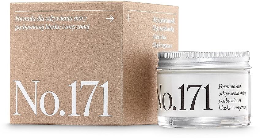 """Crema viso """"Nutrizione"""" per la pelle priva di luminosità e stanchezza - Make Me Bio Receptura 171"""