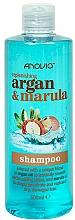 Profumi e cosmetici Shampoo per capelli con olio di argan e marula - Anovia Shampoo Argan & Marula