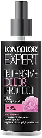 Olio per capelli colorati - Loncolor Expert Intensive Color Protect