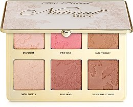 Profumi e cosmetici Palette viso trcco - Too Faced Natural Face Palette
