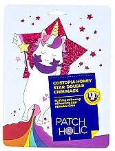 Profumi e cosmetici Maschera per doppio mento - Patch Holic Costopia Honey Star Double Chin Mask