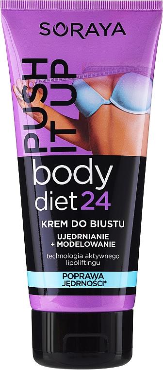 Crema seno rassodante - Soraya Body Diet 24 Bust cream