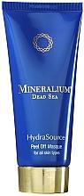 Profumi e cosmetici Maschera Viso - Mineralium Hydra Source Peel Off Masque