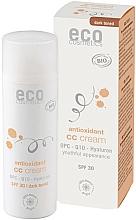 Profumi e cosmetici CC Crema viso - Eco Cosmetics Tinted CC Cream SPF30
