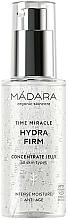 Profumi e cosmetici Gel viso idratante con acido ialuronico - Madara Cosmetics Time Miracle Hydra Firm Hyaluron Concentrate Jelly
