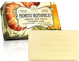 Profumi e cosmetici Sapone alla zucca - Nesti Dante Horto Botanico Pumpkin Soap