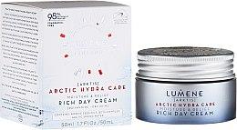 Profumi e cosmetici Crema viso da giorno - Lumene Arctic Hydra Moisture Relief Cream