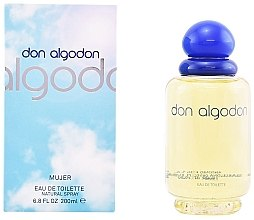 Profumi e cosmetici Don Algodon Mujer - Eau de toilette