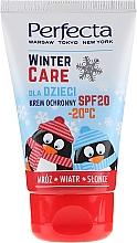 Profumi e cosmetici Crema protettiva invernale per bambini - Perfecta Winter Care Cream SPF20