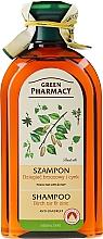 "Profumi e cosmetici Shampoo ""Zinco + Catrame di betulla"" - Green Pharmacy"