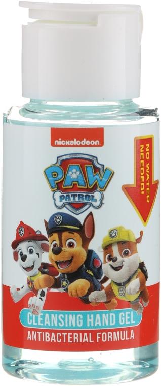 Gel igienizzante mani per bambini - Uroda Paw Patrol Cleansing Hand Gel
