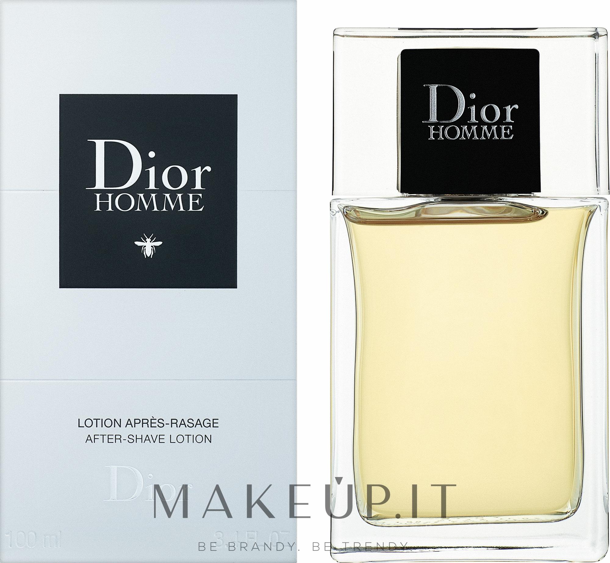 Dior Homme 2020 - Lozione dopobarba — foto 100 ml