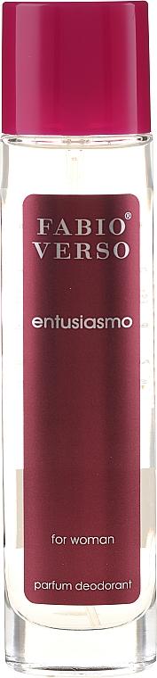 Bi-Es Fabio Verso Entusiasmo - Deodorante spray
