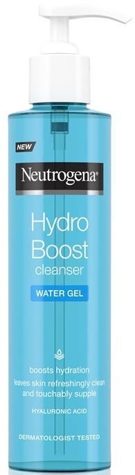 Gel detergente viso - Neutrogena Hydro Boost Cleanser Water Gel