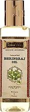 Profumi e cosmetici Olio con erbe Bhringraj - Indus Valley Bio Organic