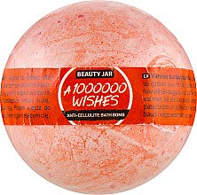 Profumi e cosmetici Bomba da bagno anticellulite - Beauty Jar Anti-Cellulite Bath Bomb 1000000 Wishes