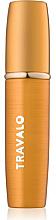 Profumi e cosmetici Atomizzatore, dorato - Travalo Lux Gold Refillable Spray