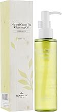 Profumi e cosmetici Olio idrofilo con estratto di tè verde - The Skin House Natural Green Tea Cleansing Oil