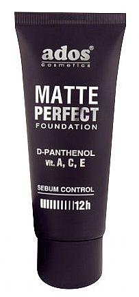 Fondotinta opacizzante - Ados Matte Perfect Foundation