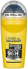 "Profumi e cosmetici Deodorante roll-on ""Sport invincibile"" - L'Oreal Paris Men Expert Invincible Sport 96H Roll On"