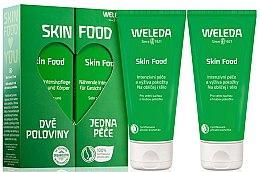 Profumi e cosmetici Set - Weleda Skin Food (f/b/cr/75ml + f/b/cr/75ml)
