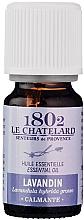 Profumi e cosmetici Olio essenziale di lavanda - Le Chatelard 1802 Essential Oil Lavandin Lavandula Hybrida