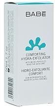 Profumi e cosmetici Scrub viso idratante - Babe Laboratorios Comforting Hydra-Exfoliator