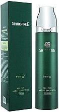 Profumi e cosmetici Emulsione idratante - Shangpree S Energy All Day Moist Emulsion