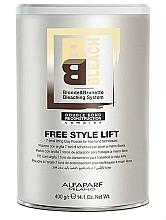 Profumi e cosmetici Polvere schiarente per capelli - Alfaparf BB Bleach Blonde & Brunette Free Style Lift
